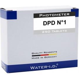 Réactifs testeur électronique photomètre PoolLab 1.0