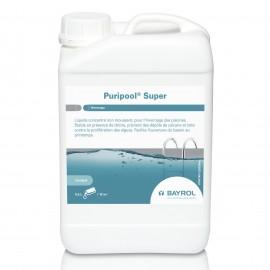 Hivernage piscine BAYROL Puripool Super anti algues et anti calcaire
