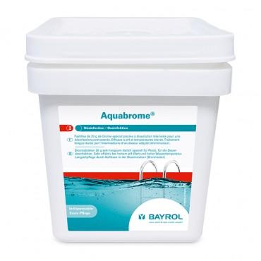 Brome Bayrol Aquabrome pastilles 20 g. désinfection piscine