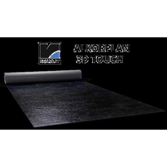 Liner PVC armé 200/100e verni imprimé ALKORPALN 3000 3D TOUCH Elégance