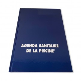 Carnet sanitaire annuel AquaMatic - 64 pages
