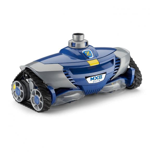 Robots de piscine hydrauliques sur aspiration