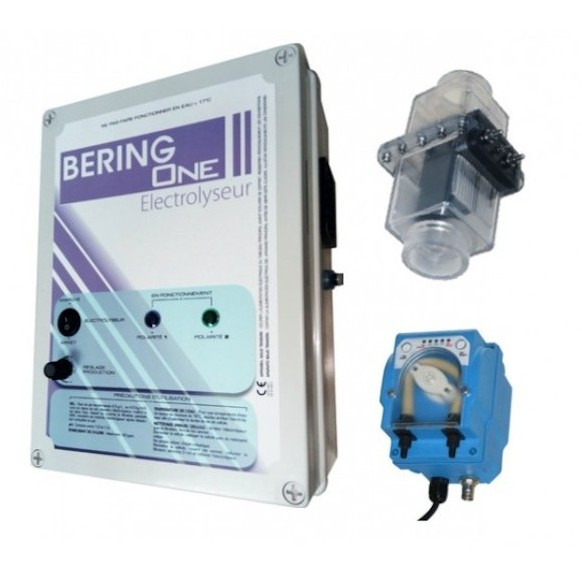 Packs électrolyseur + régulation pH