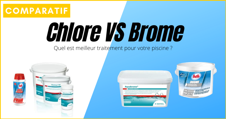 chlore brome difference